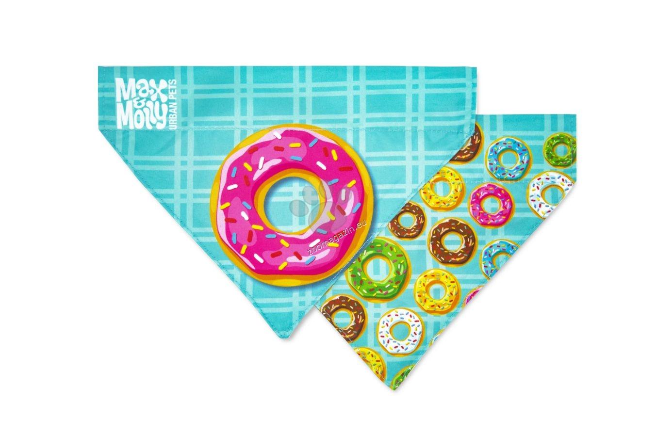 Max Molly Bandana Donuts L - бандана