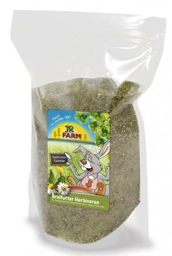 JR Farm mash for herbivores - каша за мини зайчета и морски свинчета 200 гр.