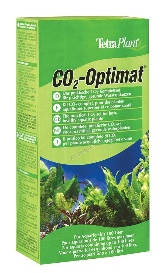 Tetra - CO2 Optimat - система за въглероден двуокис