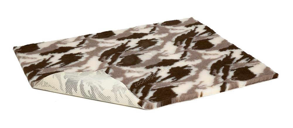 Vetbed Non-slip Camouflage - Desert - мека постелка със слой против пързаляне 80 / 75 см.