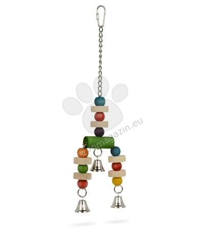 Padovan Bird Toys T2 - играчка 33 / 9 см.