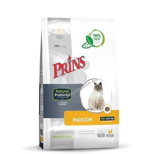 Prins VitalCare Protection Indoor - за котки отглеждани в домашни условия 5 кг.