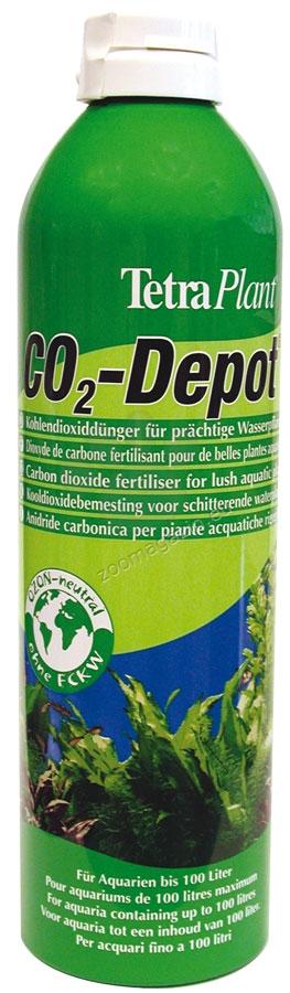 Tetra - CO2 Depot - пълнител за повторно зареждане