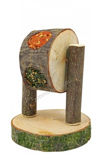 JR Farm Feed wheel - играчка и допълнителна храна за мини зайци, плъхове, хамстери, мишки, чинчили и дегу 200 гр.