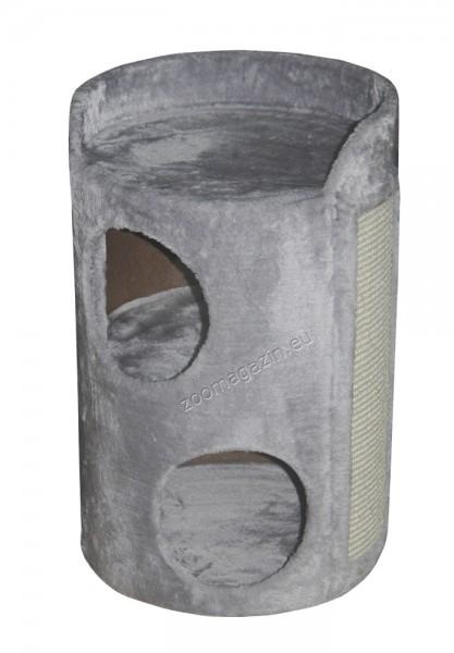 Nobby Grado - котешка катерушка 37 / 56 см. / сива, черна, бежова /