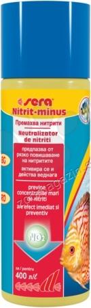 Sera - Nitrit Minus - за премахване на нитрити 100 мл.