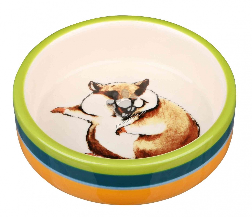 Trixie Ceramic Bowl - керамична купичка 80 мл.