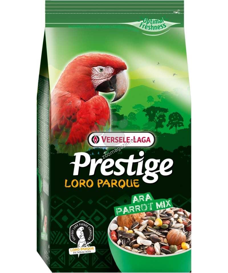 Versele Laga - Premium Prestige Ara Parrot - пълноценна храна за ара и други големи папагали - 2 кг.