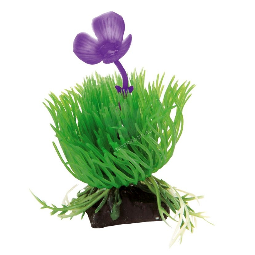 Ferplast - blu9056 - пластмасово растение 3,5 / 2 / 10 cm