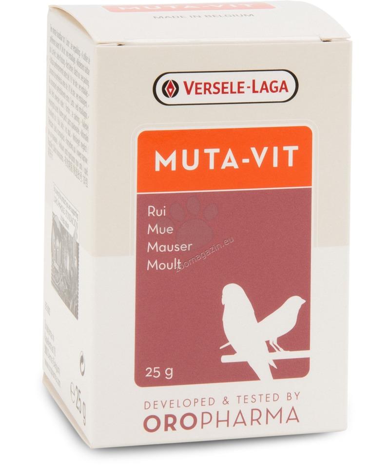 Versele Laga - Oropharma Muta - Vit - комплекс от витамини, аминокиселини и микроелементи за добро оперение 200 гр.