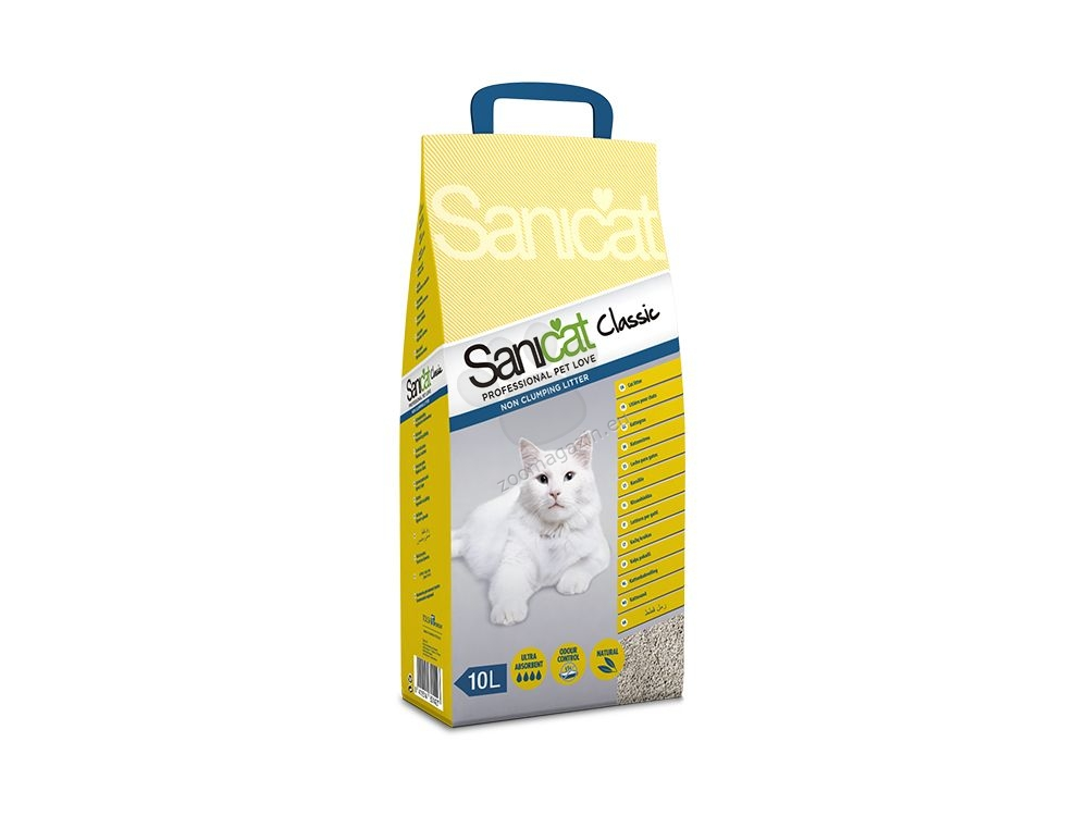 Cat litter choices