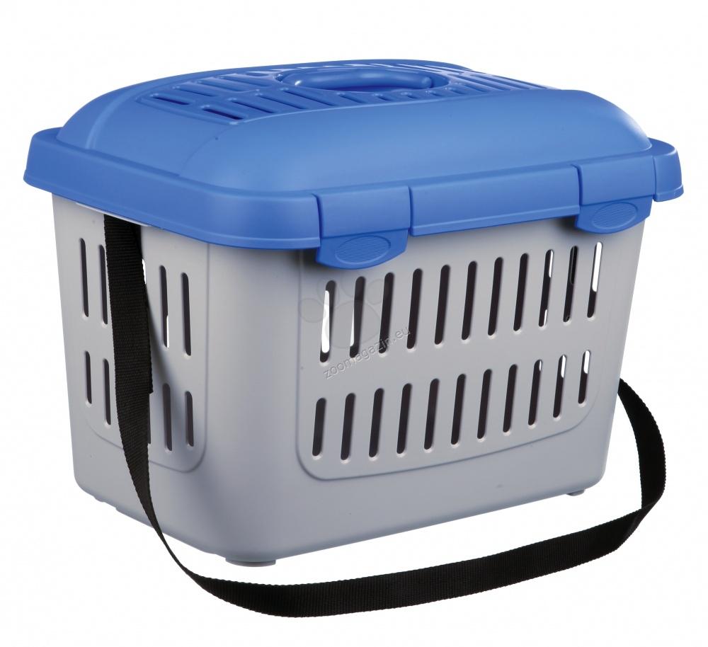 Trixie Midi-Capri 44 × 33 × 32 cm -τσάντα μεταφοράς για μίνι κουνελάκια και ινδικά χοιρίδια