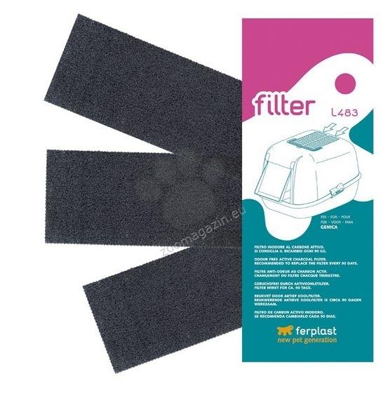 Ferplast - Filter Genica - филтър за котешка тоалетна Genica
