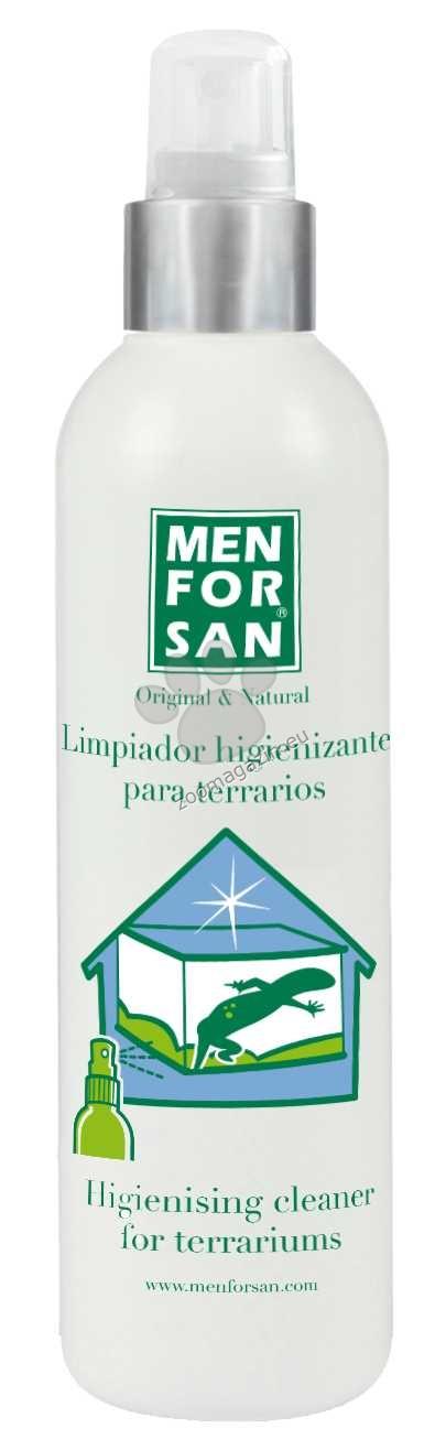 Menforsan Hygienising Cleaner for Terrariums - хигиенизиращ препарат за терариуми 250 мл.