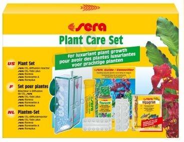 Sera - Plant Care Set - перфектната комбинация от продукти за прекрасни водни растения