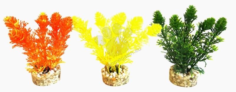 Sydeco BIO Aqua Mini Flower 10 см. / оранжево, жълто, зелено  /