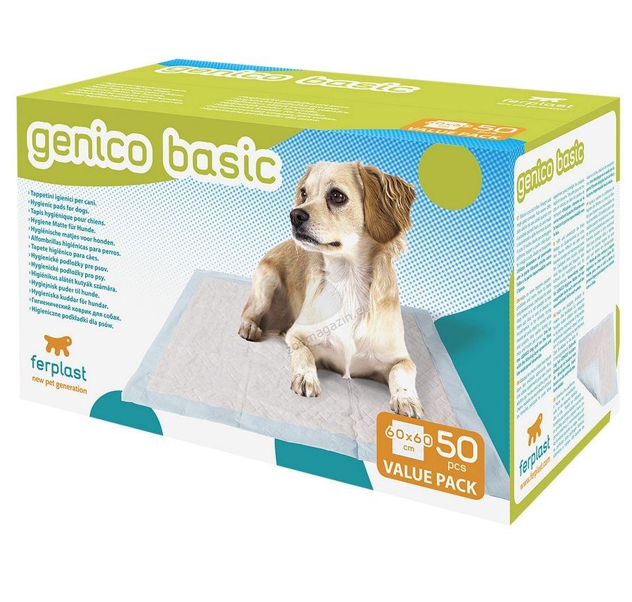 Ferplast - Genico Basic - абсорбиращи памперси 50 бр. 60/60 см.