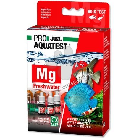 JBL Proaquatest Mg Magnesium Fresh Water - тест за определяне на магнезий 60 теста