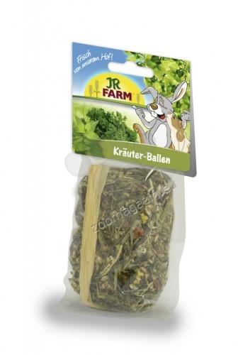 JR Farm Herbage Bale - вкусен микс от билки и зеленчуци, подпомага на зъбната абразия, с витамини  60 грама
