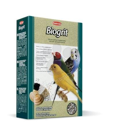 Padovan Biogrit - BIO-пясък за всички видове декоративни птици 700 гр.