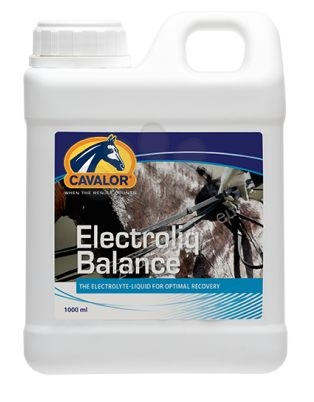 Cavalor Electroliq Balance - течен електролит 1000 мл.