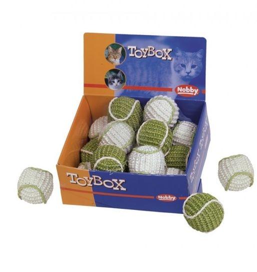 Nobby Sisalball mit Rassel - сезалено топче 5.5 см.