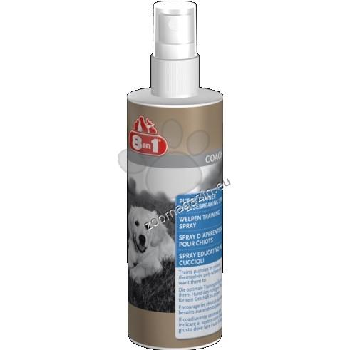 8in1 Puppy Trainer Spray - Спрей за обучение на кученца 230мл