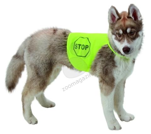Kerbl Safety Vest -αντανακλαστικό γιλέκο για σκύλους με μήκος πλάτης 45 εκ. και περιφέρεια θώρακας 58 -68 εκ.