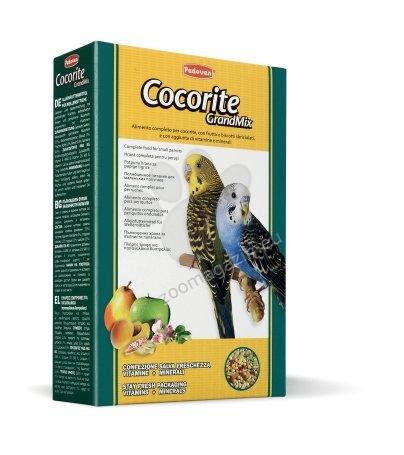 Padovan Grandmix cocorite - пълноценна храна за вълнисти папагали с плодове 400 гр.
