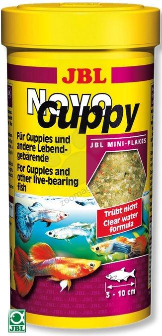 JBL NovoGuppy - основна храна за гупи 100 мл.
