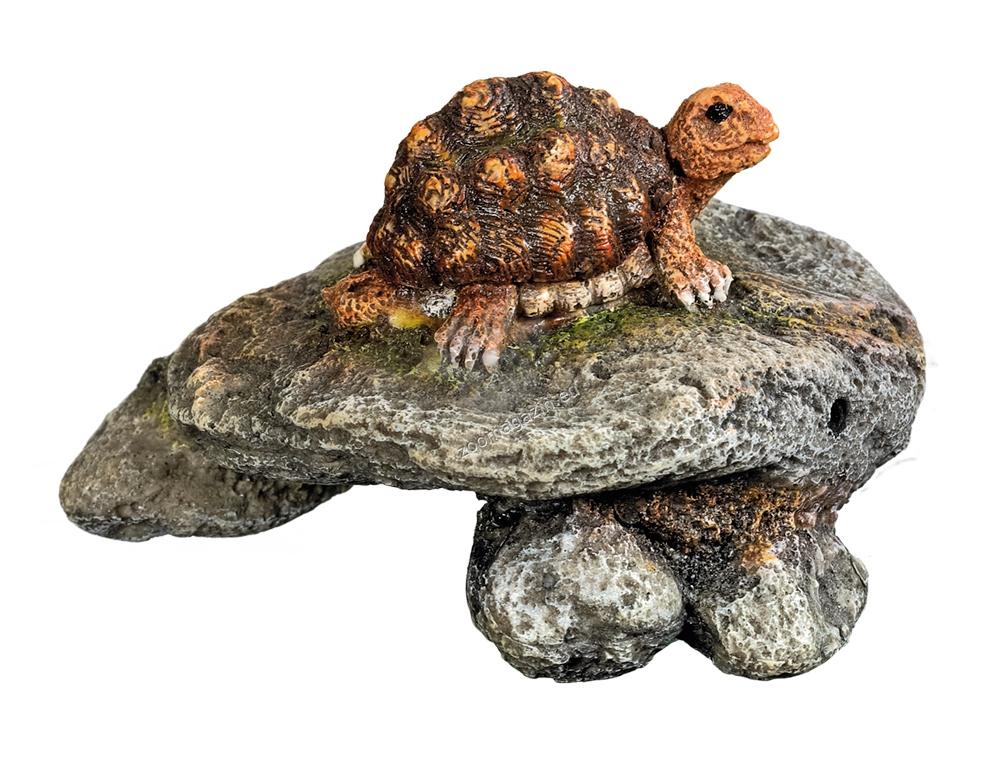 Nobby Turtle - декорация за аквариум 9,5 / 9,5 / 6 cм.