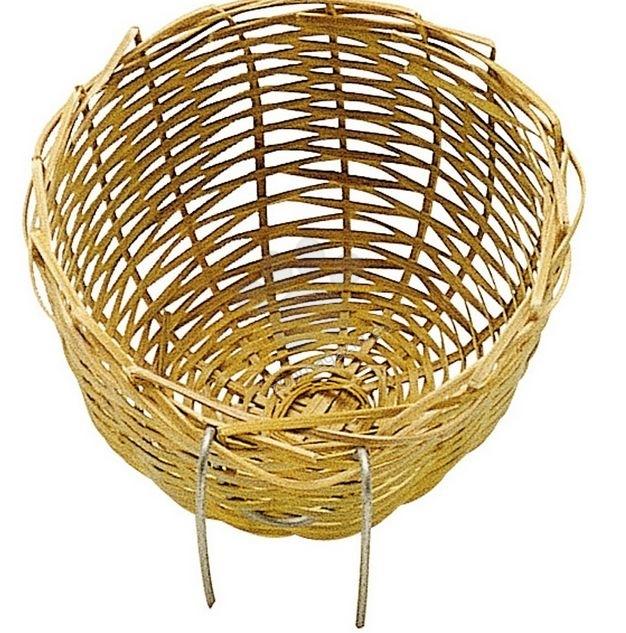 Ferplast - pa4455 - гнездо за финки,амадини и канарчета ø 8,6 x 5 cm