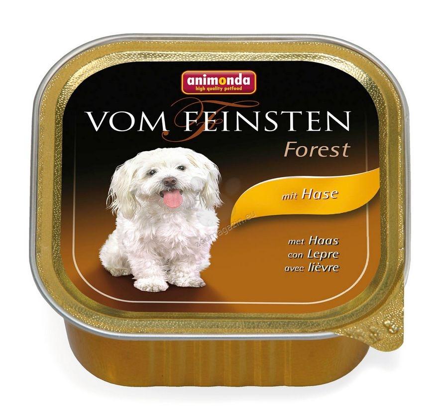 Animonda Vom Feinsten Forest Haas - с месо от див заек 150 гр.