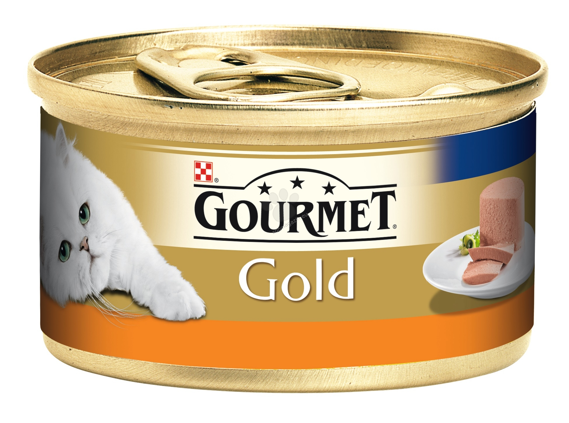 Gourmet Gold Mousse Turkey - пастет от пуйка - 24 х 85 гр. / стек /