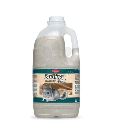 Padovan BathingSand - пясък за чинчили 2 литра