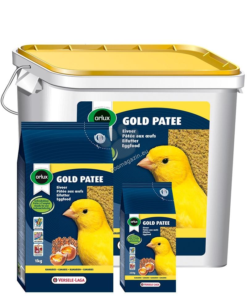 Versele Laga - Orolux Gold Patee Yellow Canaries - мека яйчна храна за жълти канари 5 кг.