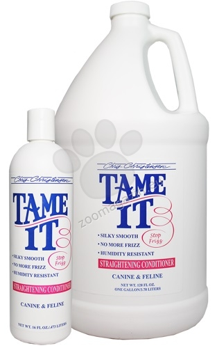 Chris Christensen Tame it Conditioner - балсам, придава копринена гладкост на козината 118 мл.