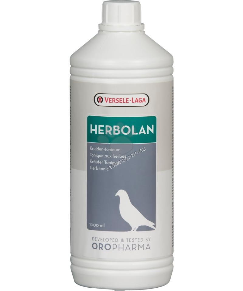Versele Laga - Oropharma Herbolan - билкова напитка 1000 мл.