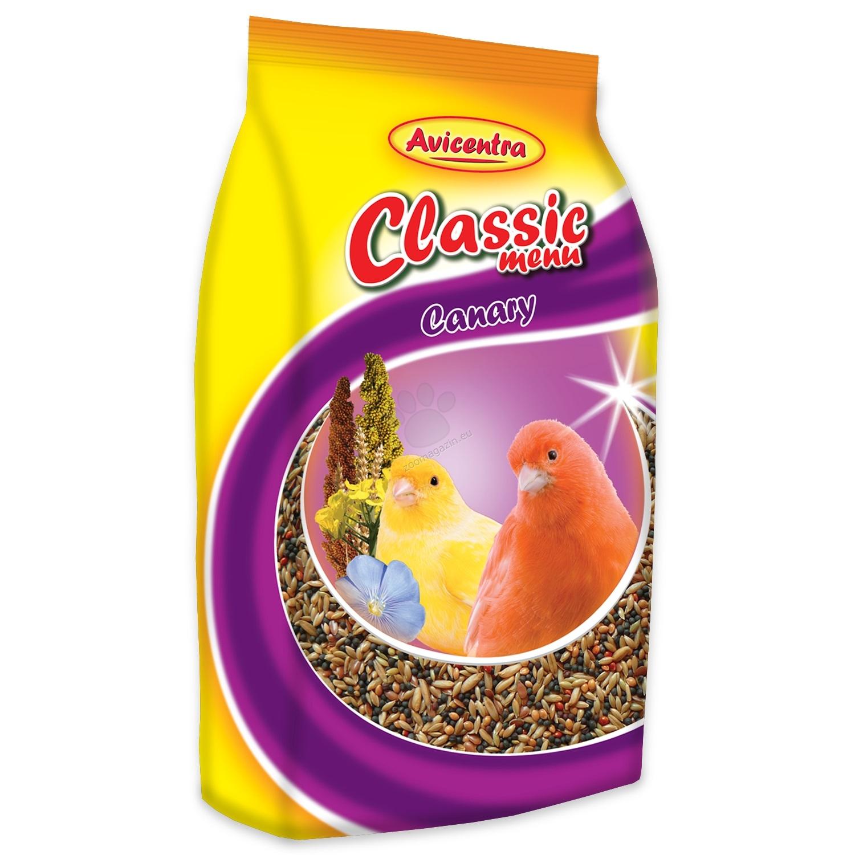 Avicentra Canary Classic menu - храна за канарчета 500 гр.