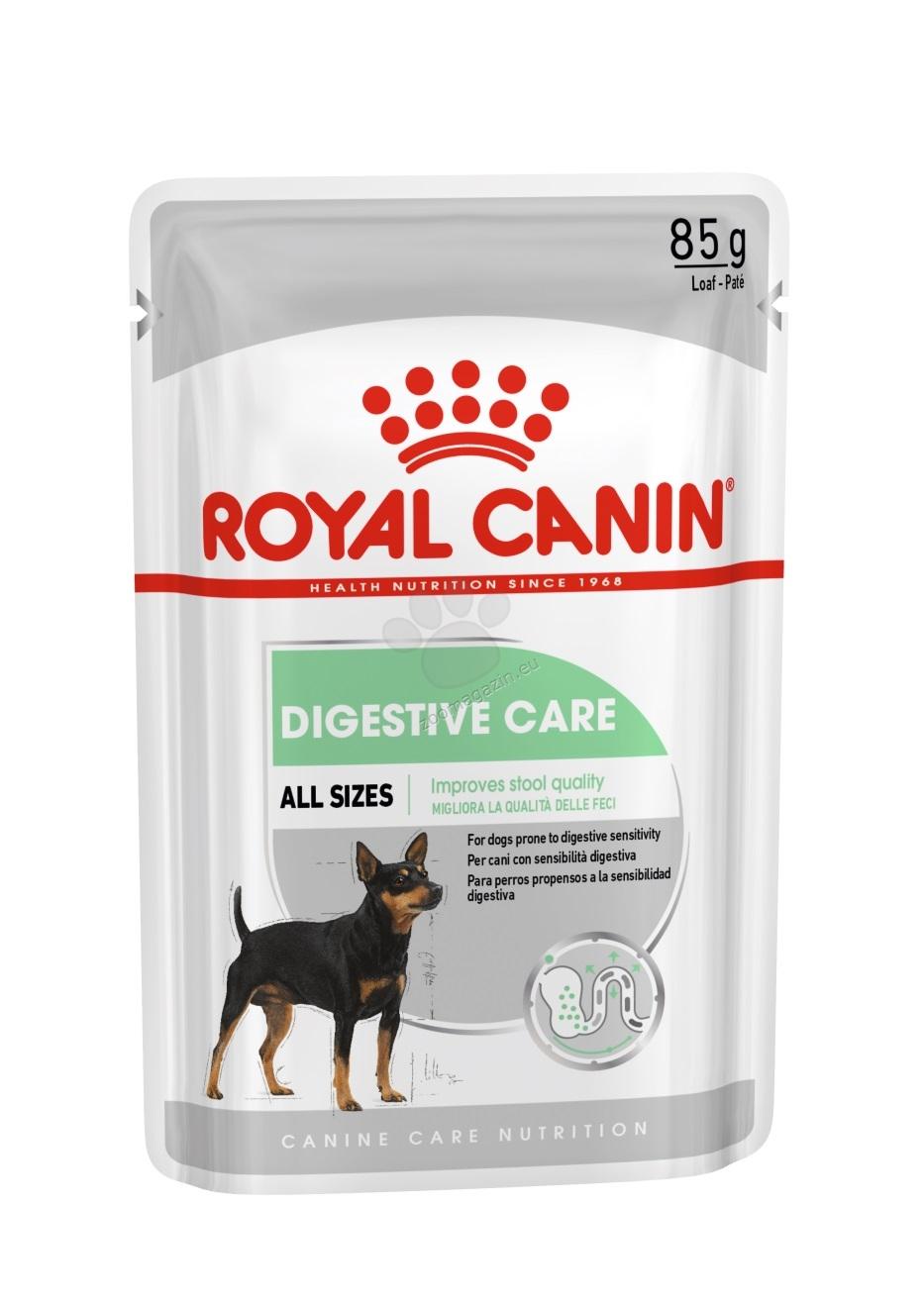 Royal Canin CCN Digestive Care Loaf - за кучета с чувствителна храносмилателна система 85 гр.