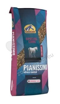 Cavalor Pianissimo Expert - високоенергиен микс с ниско съдържание на протеин 20 кг.