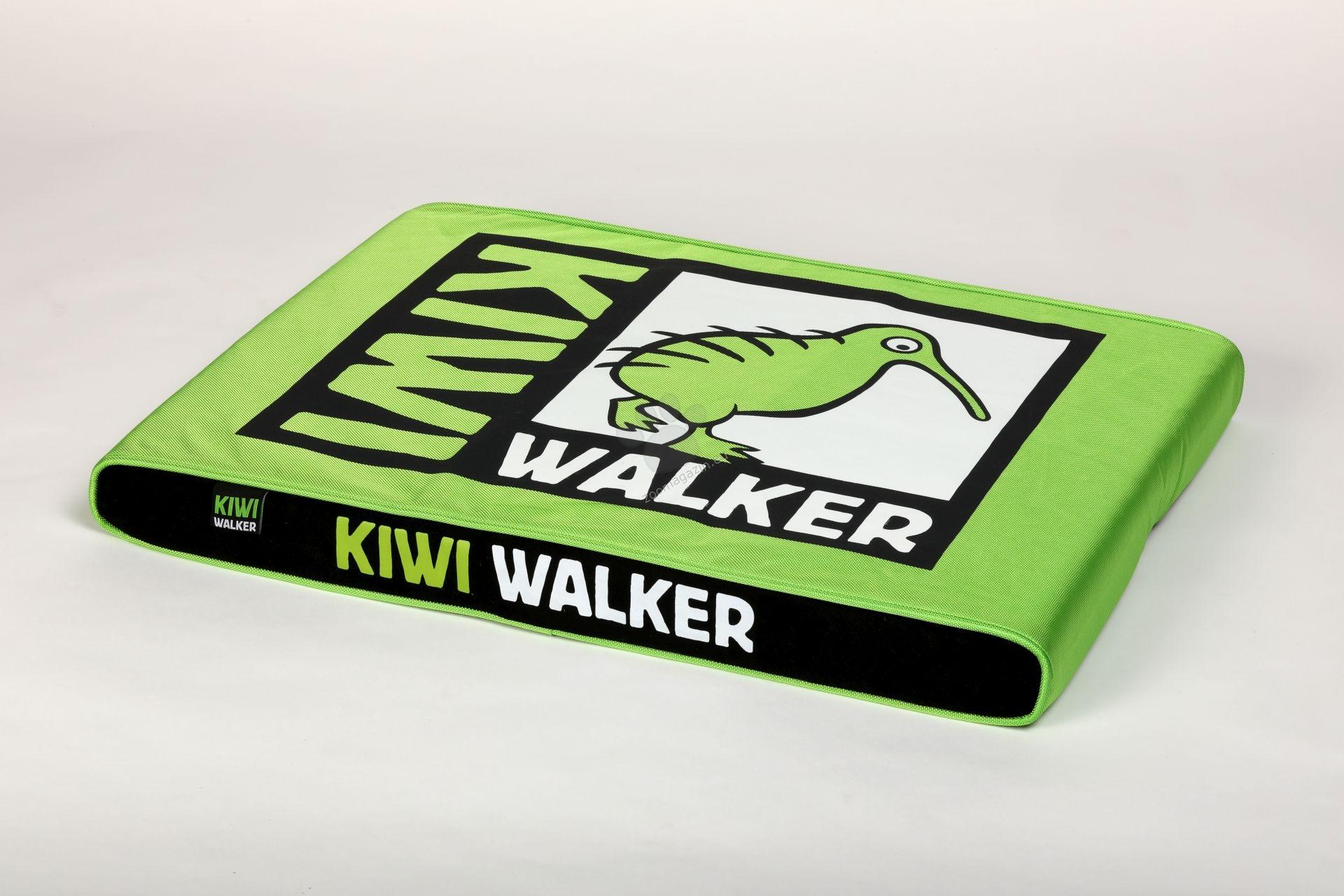 Kiwi Walker Mattress M - ортопедичен матрак с мемори пяна 65 / 45 / 6 см. / син, оранжев, зелен, кафяв, розов /