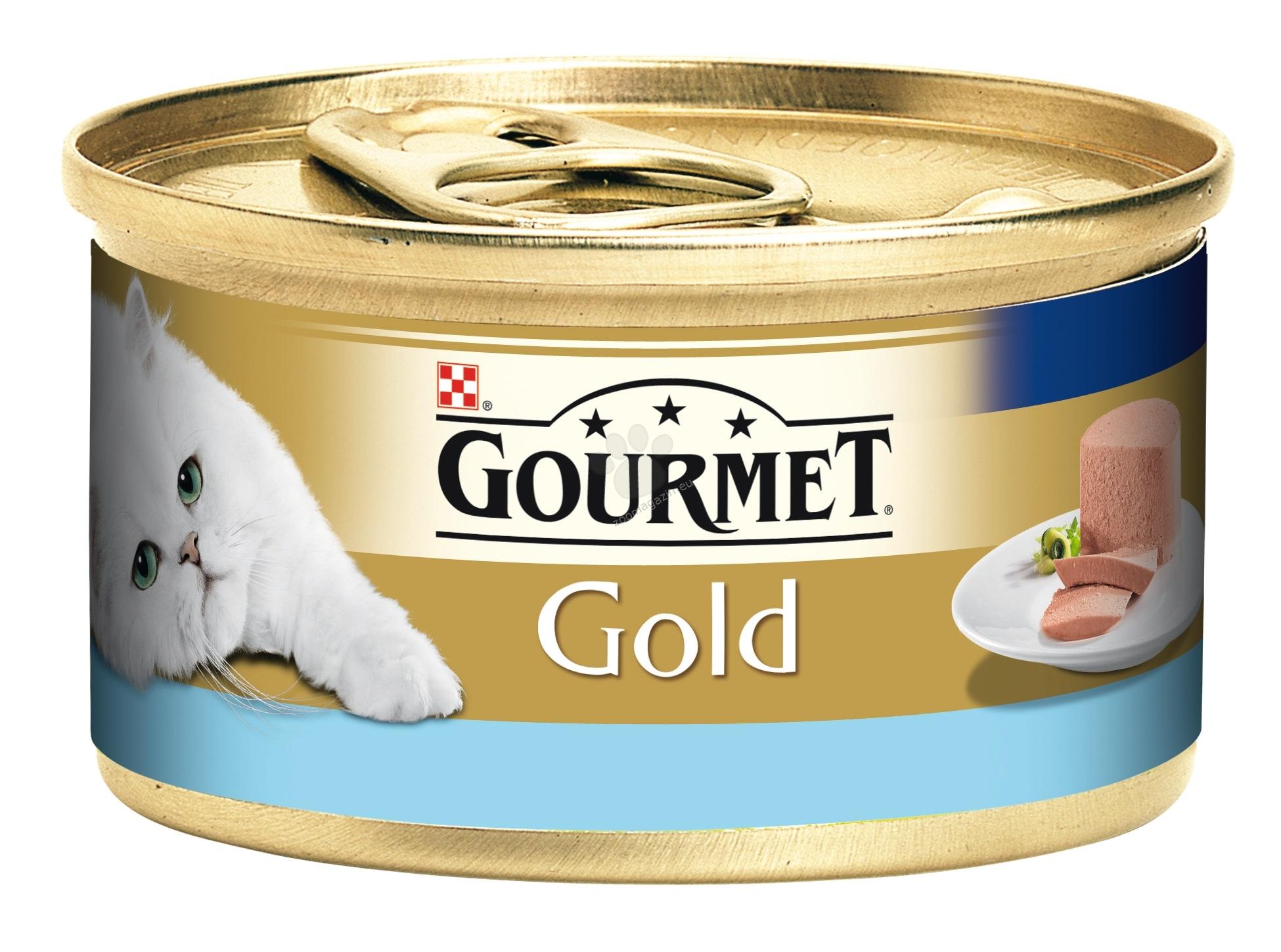Gourmet Gold Mousse Tuna - пастет от риба тон - 85 гр.