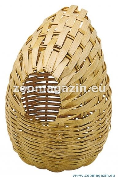 Ferplast  - pa4452 - гнездо за финки, амадини и канарчета 8,5 / 11,5 cm - ø 10,6 cm