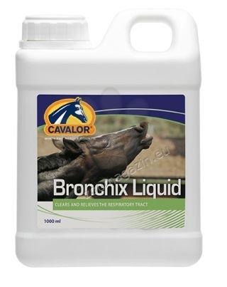 Cavalor Bronchix Liquid - за коне податливи към проблеми с дихателните пътища 1000 мл.