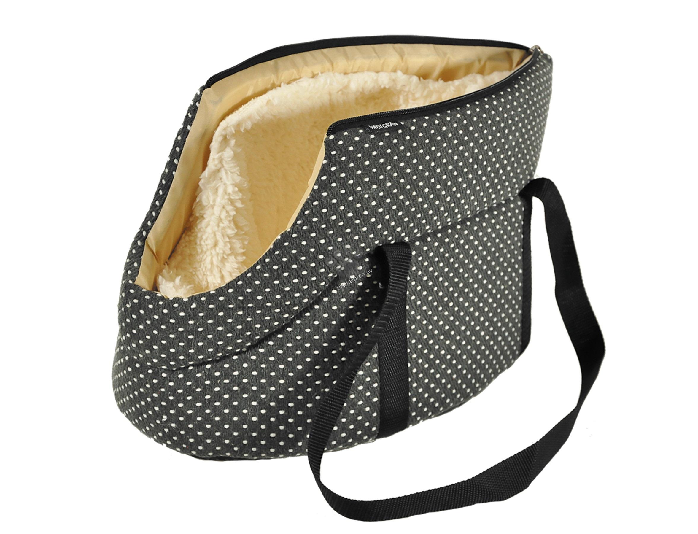 Vadigran - Daly - мека чанта 40 см.