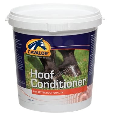 Cavalor Hoof Conditioner - балсам за копита на базата на натурални масла и лавър 1000 мл.