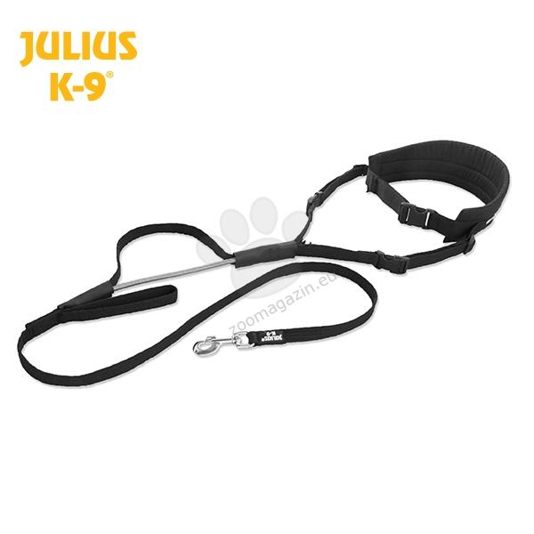 Julius K9 - колан за джогинг с повод за куче от 5 до 20 кг.