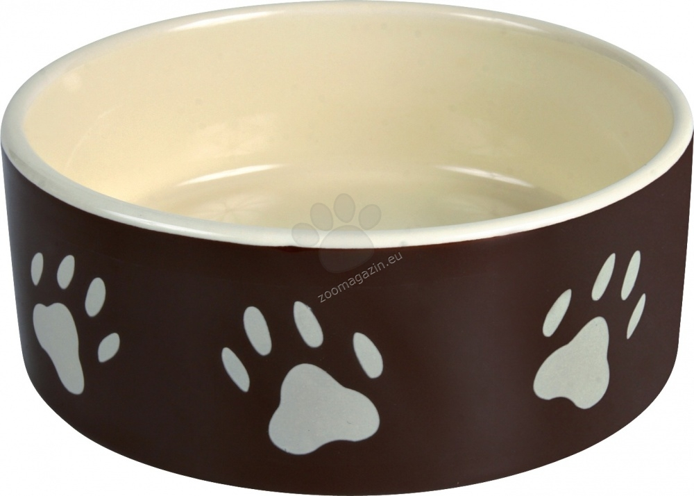 Trixie Ceramic Bowl - керамична купичка 1400 мл.