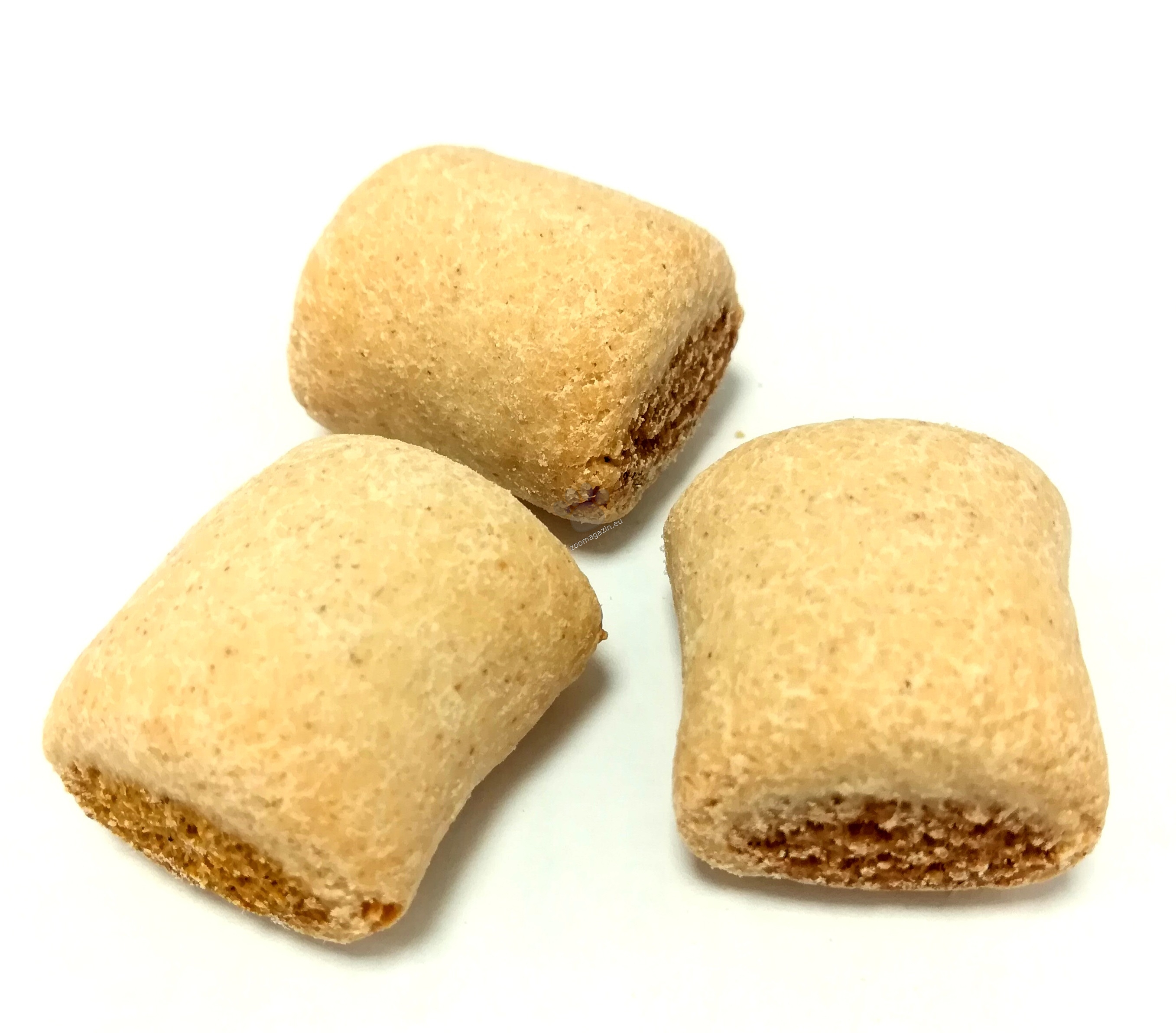 Miazoo Duo 3-mix - бисквити с с пиле, сирене, сьомга 10 кг.